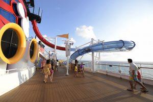 Disney Cruise Line - Aquadunk