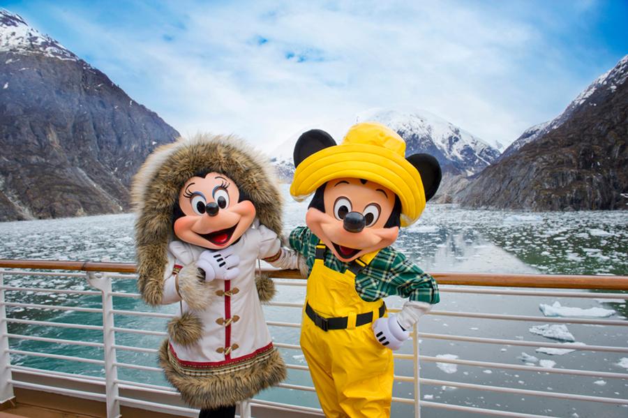 Croisière en Alaska Disney Cruise Line