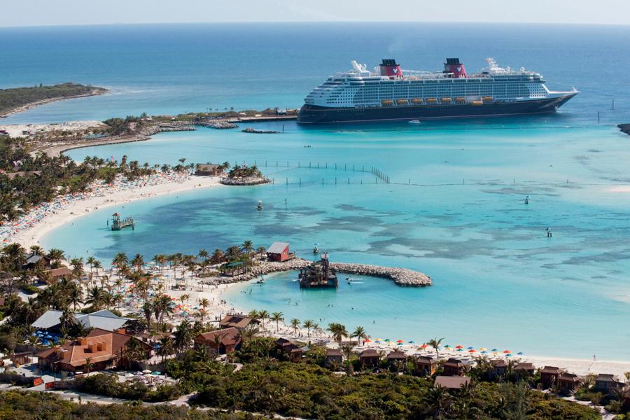 Castaway Cay - L'ile privée de Disney Cruise Line