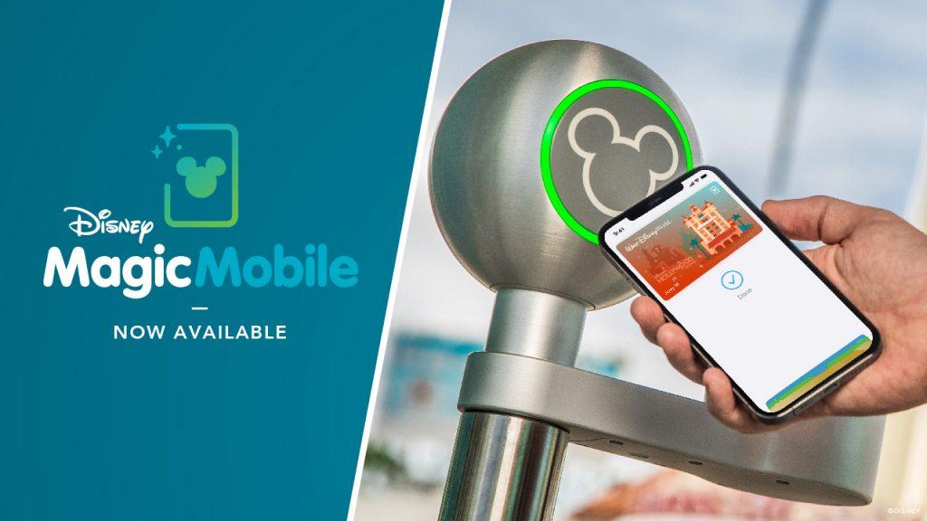 Le Disney MagicMobile est maintenant en fonction au Walt Disney World Resort